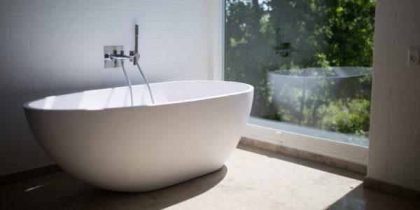 Smart inredning av badrummet