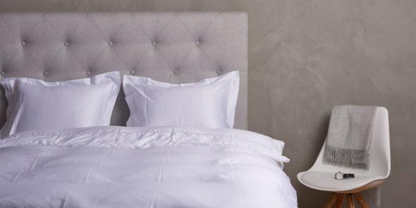 Välja sängkläder av hög kvalitet